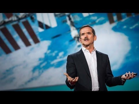 "There's an astronaut saying:In space, ""there is no problem so bad that you can't make it worse."" So how do you deal with the complexity,the sheer pressure, of dealing with dangerous and scary situations?Retired colonel Chris Hadfield paints a vivid portrait of how to be prepared for the worst in space (and life)-and it starts with walking into a spider's web.Watch for a special space-y performance."