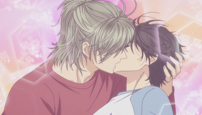 Super lovers - Haru x Ren