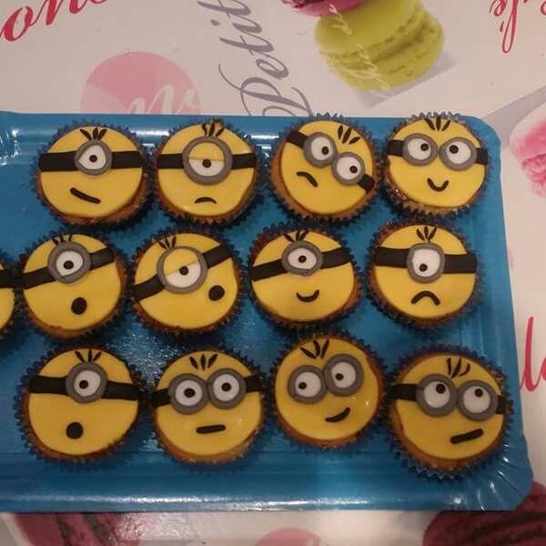 Tartelettes au citron Minions... ...