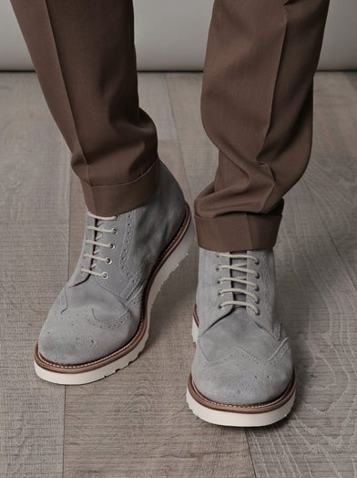 17 Best images about mens shoes on Pinterest | Grey, Leather men ...