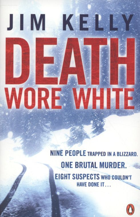 Death Wore White DI Peter Shaw DS George Valentine By Jim Kelly Detective Inspector Sergeant