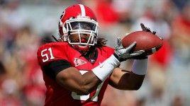 Georgia Football: Bulldogs Suspend Pair For Gator Bowl