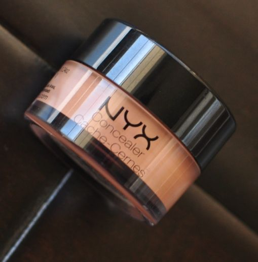 NYX Above & Beyond Full Coverage Concealer is a cruelty-free alternative to MAC's Studio Finish Concealer. @PaintedLadies