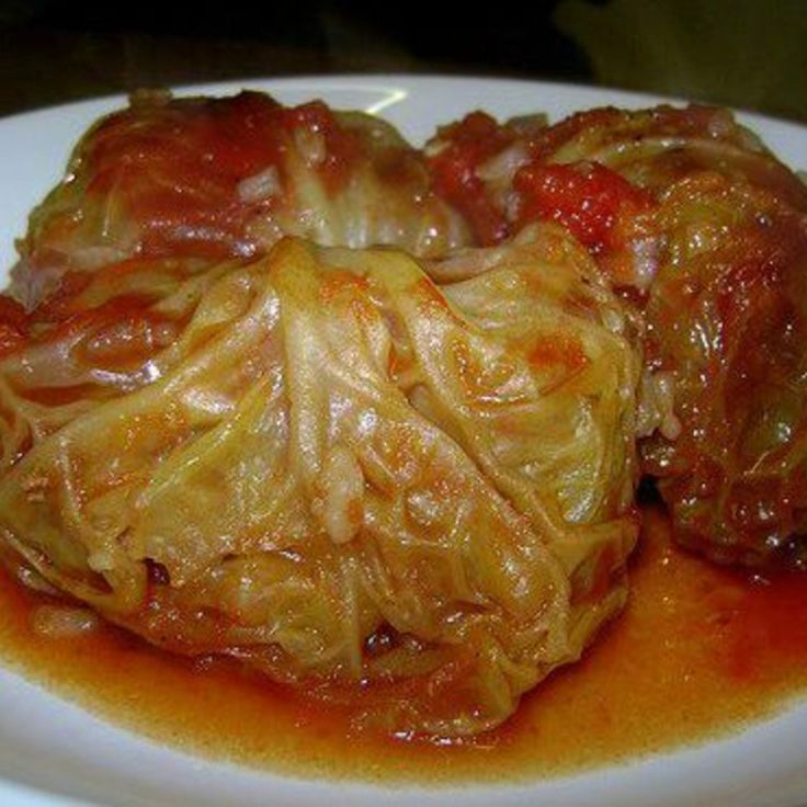 Slow Cooker Cabbage Rolls Recipe Slow cooker cabbage rolls, Cabbage rolls and Cabbage