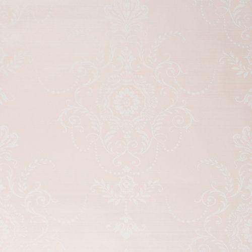 Embellish Lace Wallpaper, Pink