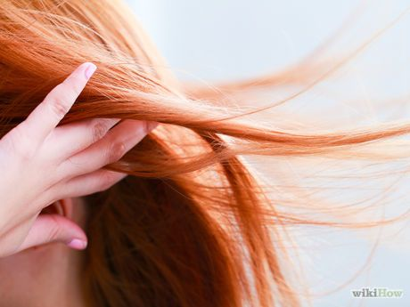 Imagen titulada Make Your Hair Silky and Shiny With Vinegar Step 7