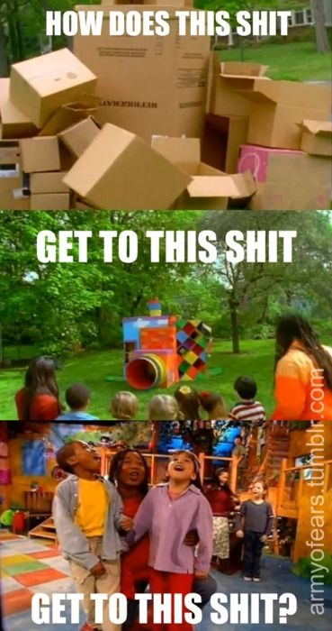 I used to love this show!