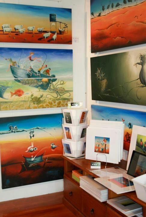Michelle pike @ eumundi markets. Sunshine coast Australia.