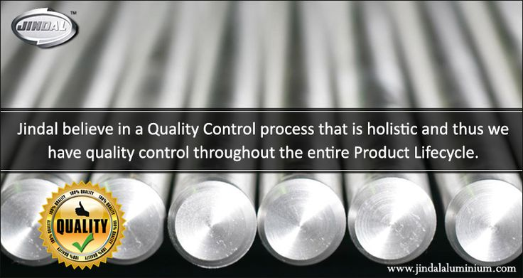 @ JAL, we believe in a quality control process that is holistic and thus we have quality control throughout the entire product lifecycle. Our efforts in this area have directly resulted in customer satisfaction. Check out our quality policy @ http://www.jindalaluminium.com/jindal-quality-policy.php #JAL #QualityPolicy