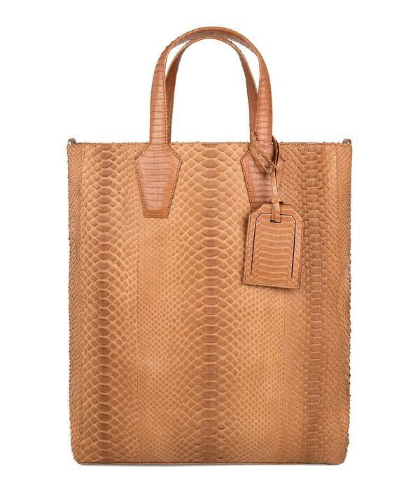 Chic and elegant, the Adele Shopper is the perfect bag for everyday, large and roomy but slim and slick.