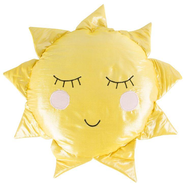 Shining Sun Cushion