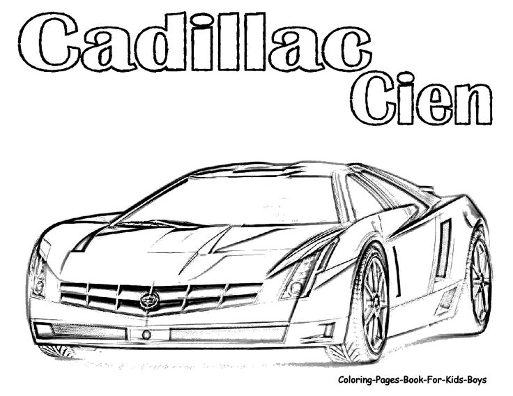 22 Best Cars Coloring Pages Images On Pinterest Cars Coloring General Car Coloring Pages