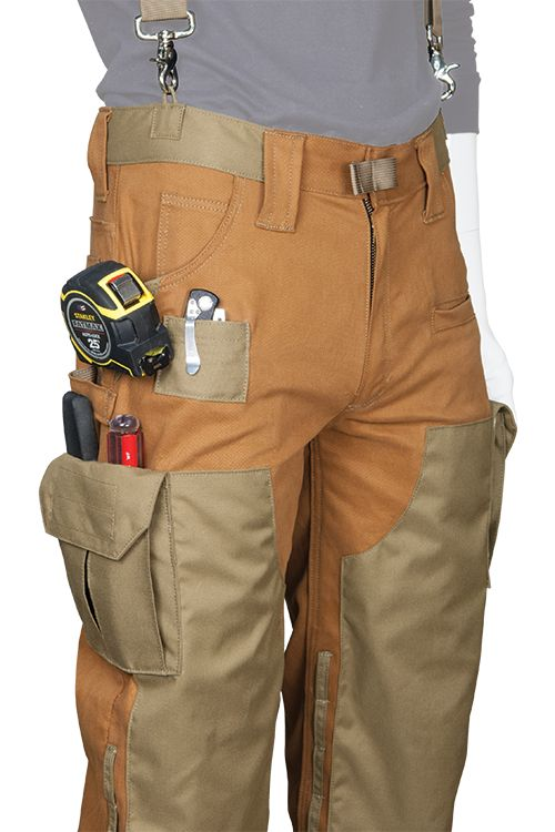 Introducing our 24/7 Comfort-Tuff™ Work Pants. Featuring 13 different pockets for organizing all your items #HandCraftedUSA Denim Twill plus Cordura® reinforcement construction delivers a rugged pant for any job while comfortable for all day wear. FEATURES - Rugged 330D Cordura® at high wear spots - Deep well pants pockets for keeping items in the pocket - Back paracord loop for ease of hanging pants - Knee pad alignment system See more at www.atlas46.com
