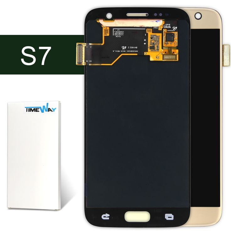 1236.00$  Buy now - http://aliv4u.worldwells.pw/go.php?t=32648853422 - DHL 10pcs alibaba china for samsung s7 lcd display G930F original mobilephone parts Pantalla lcd for samsung galaxy s7