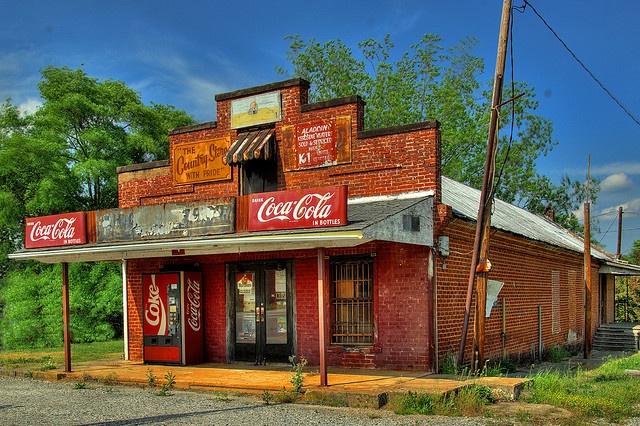pictures of old country stores