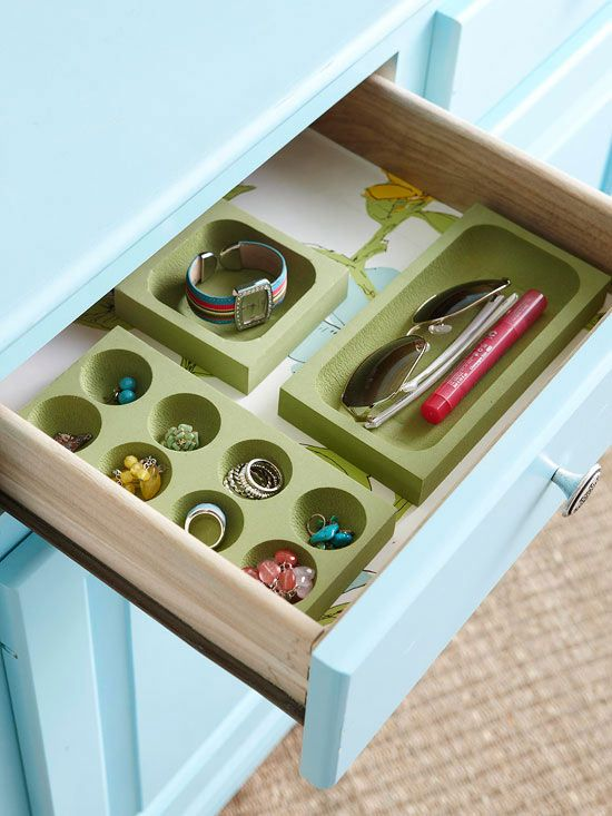 Declutter Your Jewelry Drawer