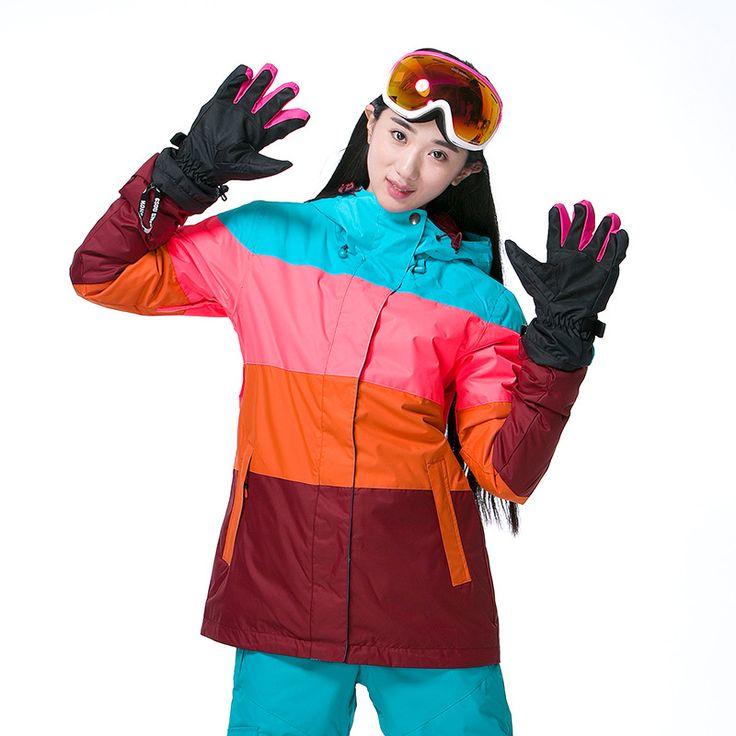 Gsou Snow Winter Ski Jacket Women Windproof Waterproof Outdoor Jacket Snowboard Ski Jackets China Shop Online  #Affiliate