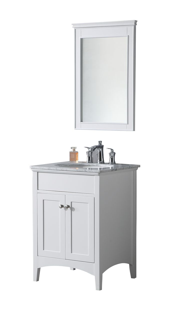 Formax 30 Inch White Vanity