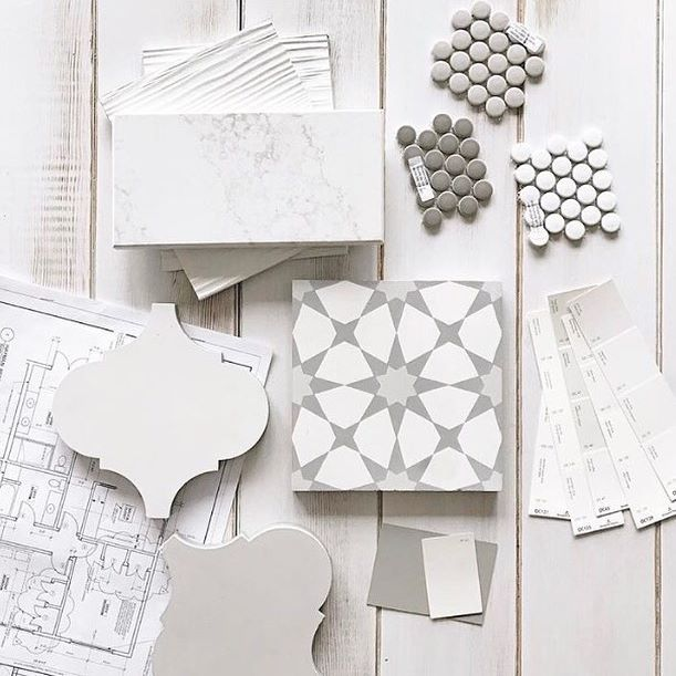 Mood board Monday's featuring @jillian.harris design concept for her family's new home#JJHomeBuild