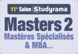 Salon Studyrama des Masters 2, Mastères Spécialisés & MBA Ecole Euridis : www.euridis-ecole.com