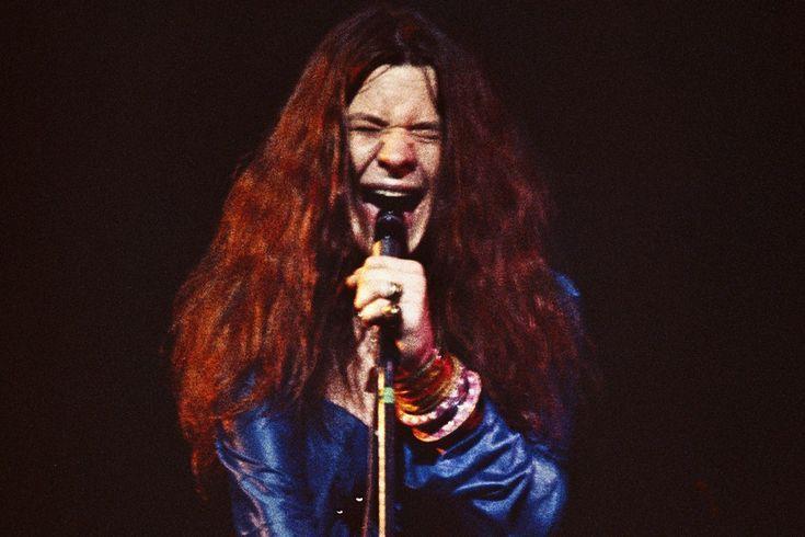 10 Female Rock Stars Who Made Rock Music History: Janis Joplin