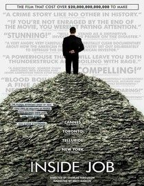 Inside Job. It should be required viewing.