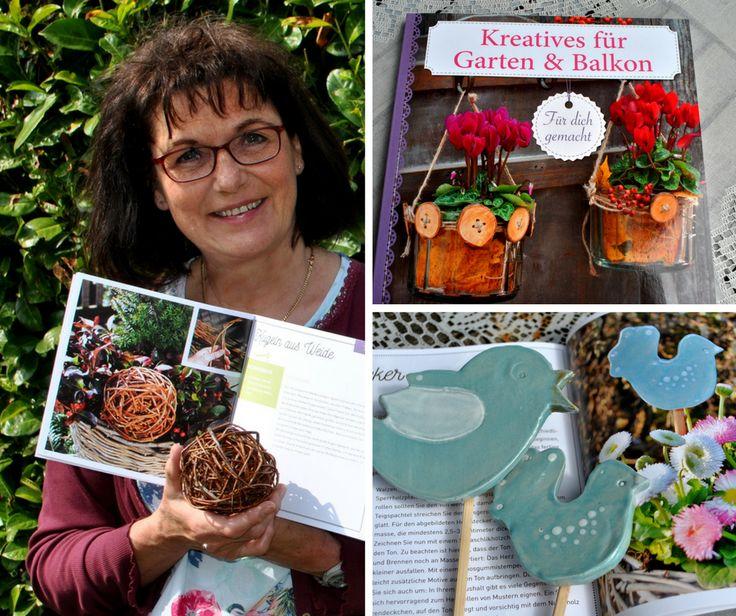 Ideen aus meinem Gartendeko-Blog gibt's jetzt in einem Buch bei Aldi
