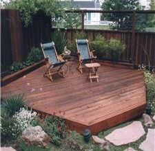 How to Build a Floating Deck – Lindsey Morris