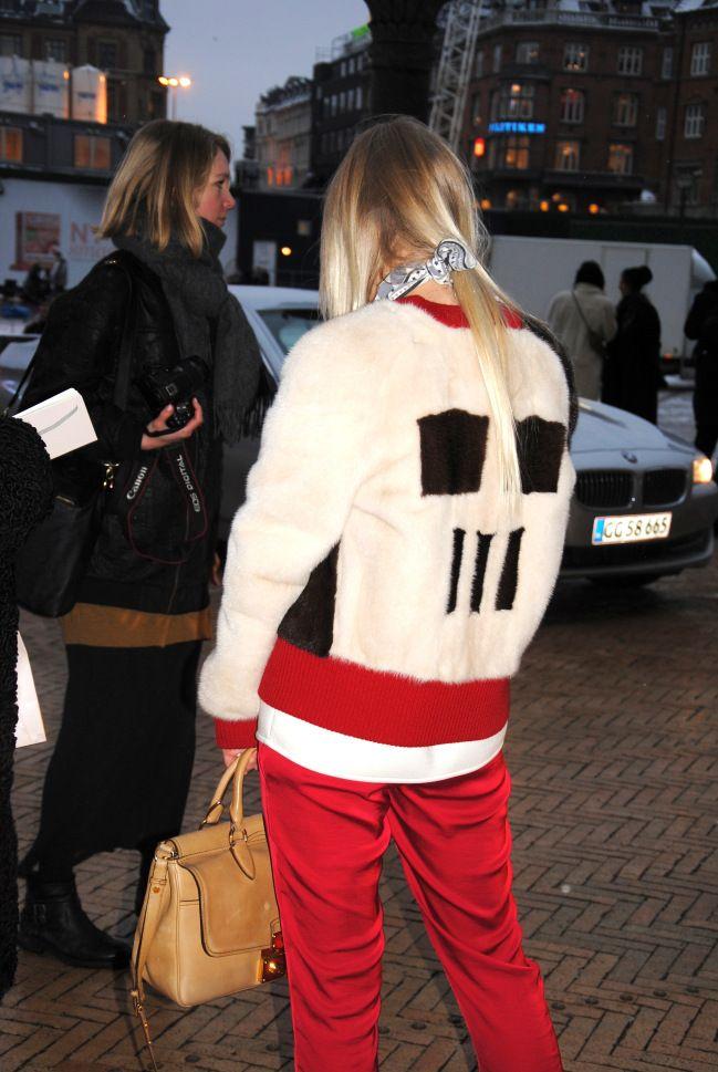 Copenhagen fashion week street style AW14 by Hybridablog