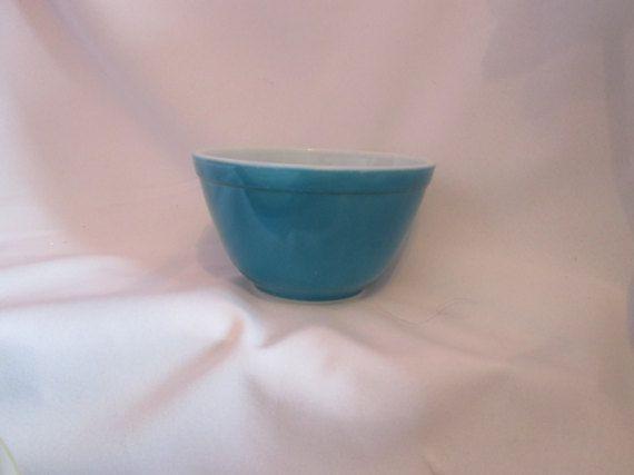 Vintage Bol pyrex No: 401/ Vintage pyrex Bowl No. 401