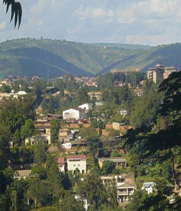 #Kigali is situated near the geographic centre of the nation