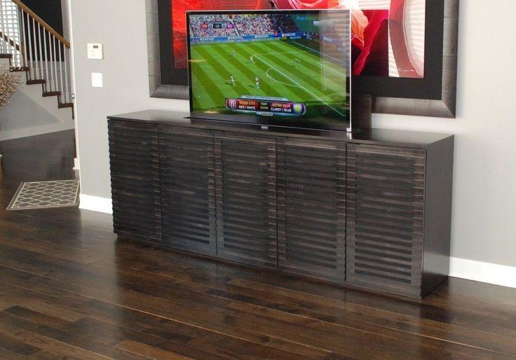 70 build your own tv lift corner kitchen