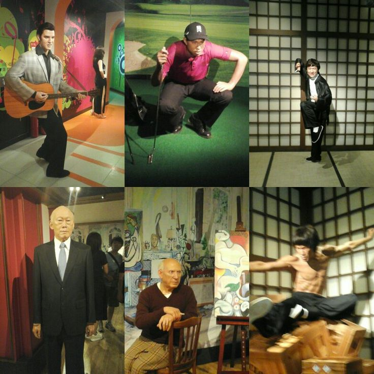 """Let's not forget about these wonderfully powerful influential people as well""- Tasya Situmorang, 2016 😀. A final trip in Hong Kong to Madame Tussauds Gallery (21st August 2016)."