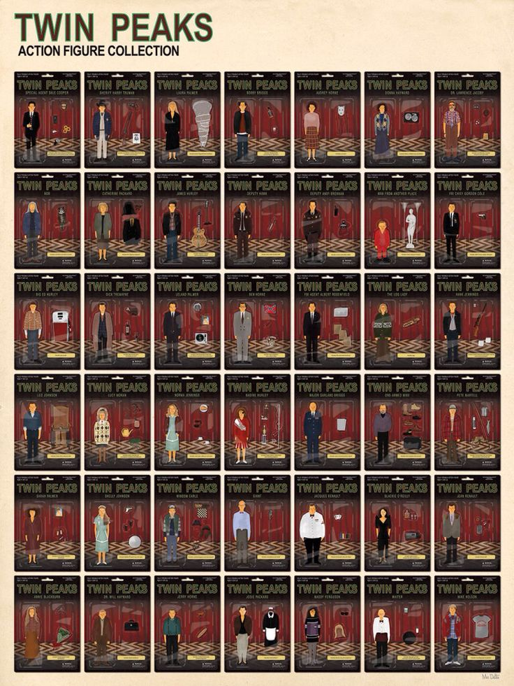 If only....#geek #twinpeaks #actionfigures