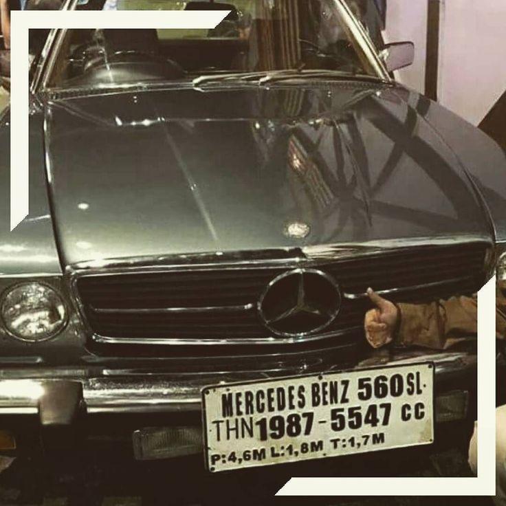 Mercedes Benz 560 SL 6.000 Liter