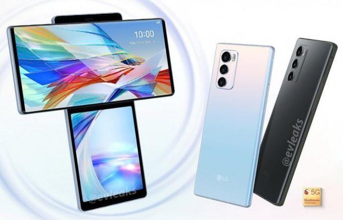 صور مسربة تستعرض تفاصيل جديدة في تصميم هاتف Lg Wing المرتقب In 2020 Smartphone Samsung Galaxy Phone Samsung Galaxy