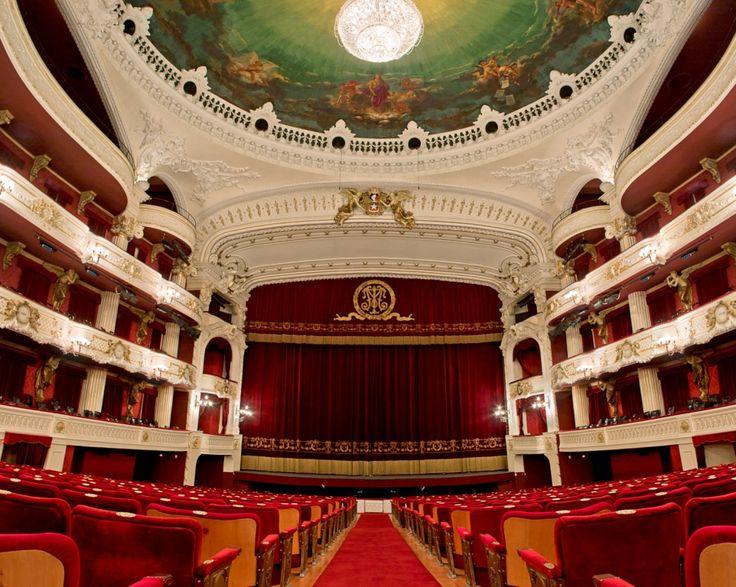 Teatro Municipal de Santiago (Chile)