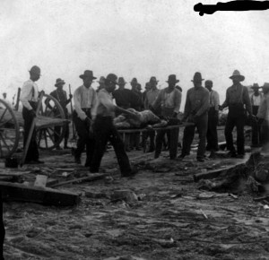 Galveston, Texas Sept. 8,1900 hurricane ~ the Great Storm took the lives of up to 8,000 people