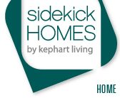 Sidekick Homes floor plans by square foot