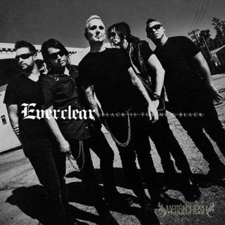 Everclear - Black is the New Black (2015) Alternative Rock band from USA #Everclear #AlternativeRock