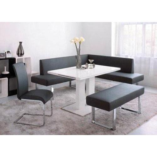 Amanda 4-Piece Corner Dining Set