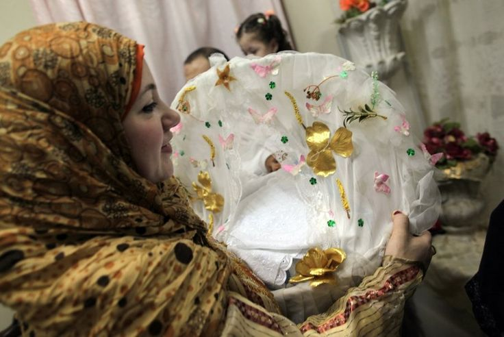 At 7 Days, Egyptian Babies Mark First Rite Of Passage : NPR