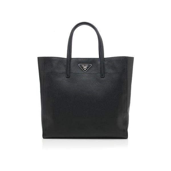 Prada Handbags Black And White