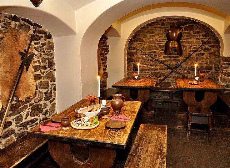 Tavern Šatlava Český Krumlov - Interior