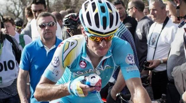 Jakob Fuglsang var i en hovedrolle på 7. etape af Criterium du Dauphiné.