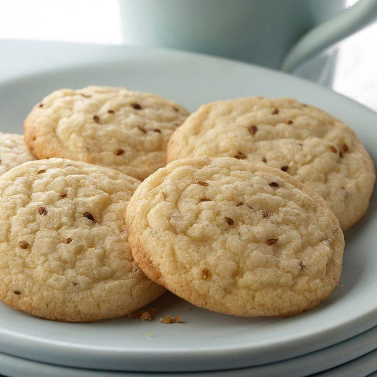 Anise seed gives packaged sugar cookie mix sophisticated flavor.