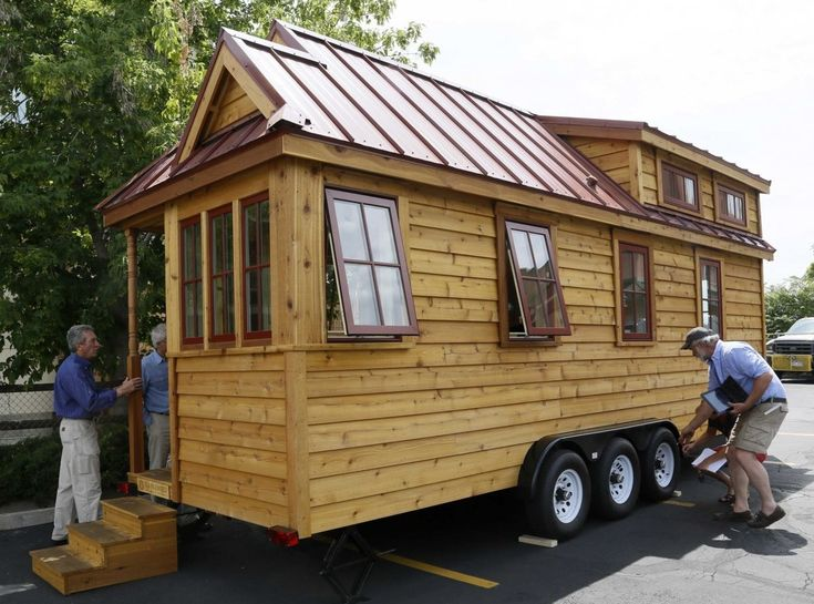 Hope to know tiny house price cypress on the wheels with comfortable design