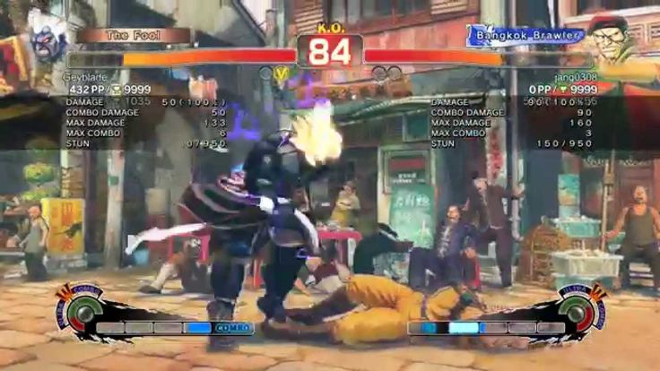 Ultra Street Fighter IV battle: Rolento With the Punches #USFIV #USF4 #S...