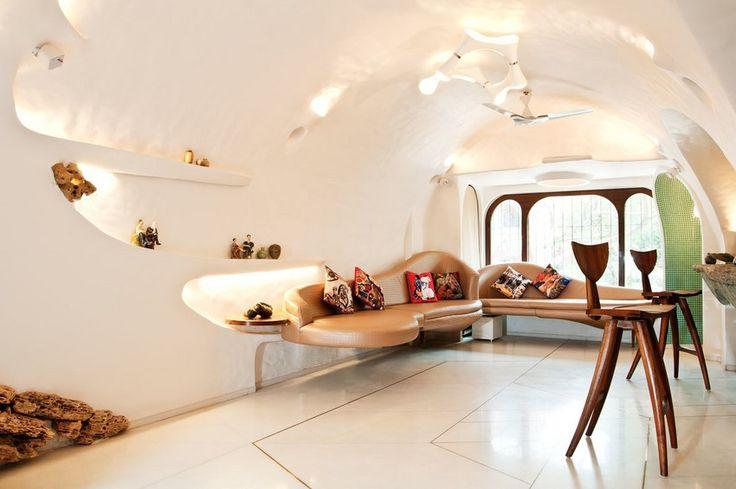 organic living space