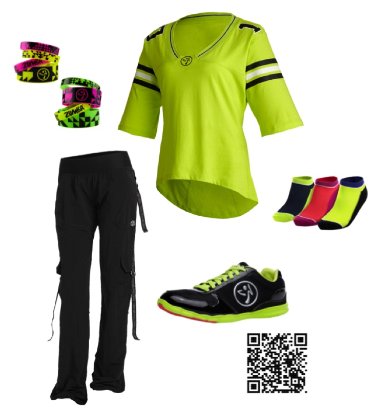 This is my Zumba outfit of the week! I know what I\u0027m wearing